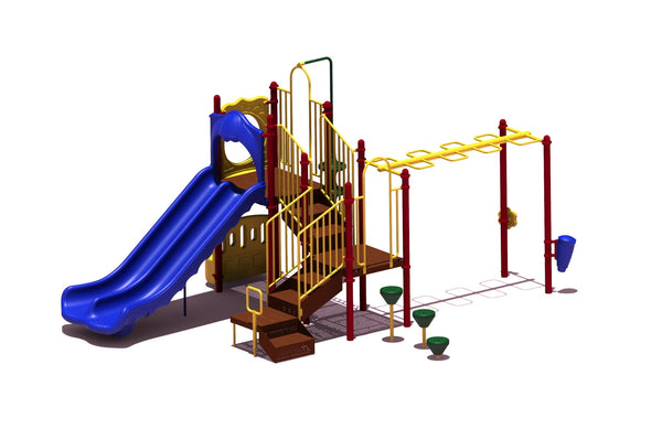 Play Structures For Children Maddie's Chase (natural)