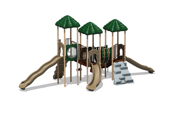 Play Structures For Children Rainbow Lake (playful)