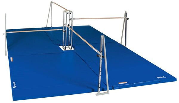 Quad Bar System Uprights Only (no RAILS OR Mats)
