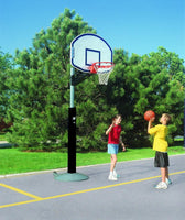Qwik-Change Outdoor Portable/adjustable Basketball Goal