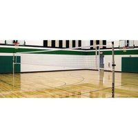 Rallylineinch Scholastic Telescopic One-Court Volleyball System