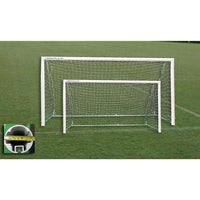 Small-Sided 7-A-Side Soccer Goal 6feet X 16feet Portable