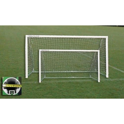 Small-Sided 9-A-Side Soccer Goal 7feet X 16feet Portable