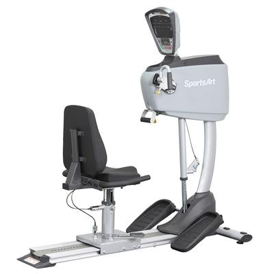 Sportsart Ub521m Upper Body Ergometer Withadjustable Seat Height