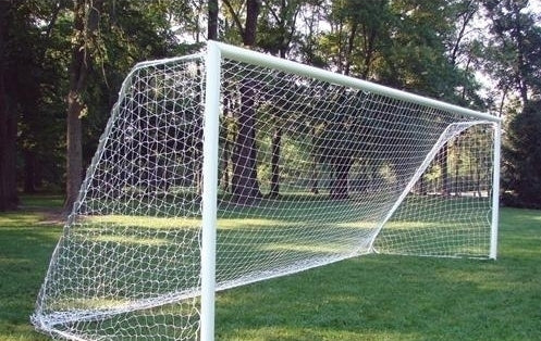 All-Star II Touchlineinch Soccer Goal 6feet X 12feet Round Frame Portable