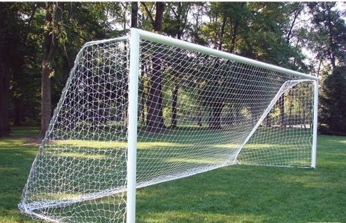 All-Star II Touchlineinch Soccer Goal 8feet X 24feet Round Frame Portable