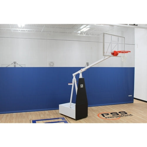 Super-Z54 Portable Basketball System With 6feet Boom