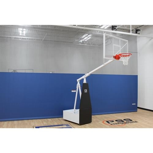 Super-Z60 Portable Basketball System With 6feet Boom