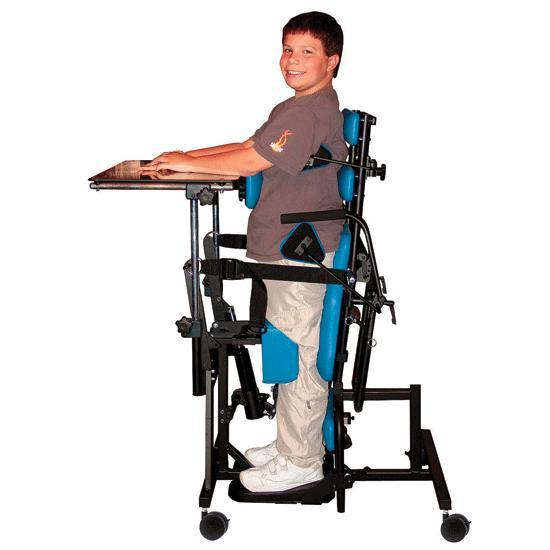 Symmetry Solid Seat Standing & Positioning System - Youth