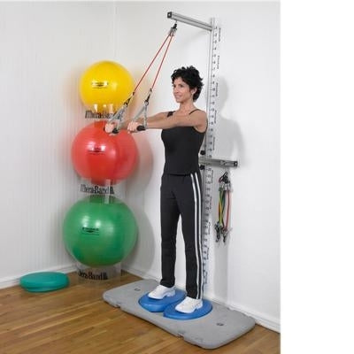 Thera-Band Professional Wall And Platform Exercise Station