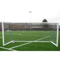 Touchline Strikerinch Soccer Goal 7feet X 21feet Square Frame Portable