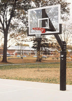 Ultimate Glass Basketball System