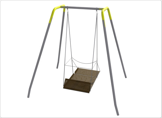 Wheelchair Swing With Frame Adult Platform, To Fro Ha