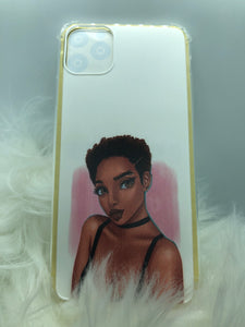 Melanin Phone Case: TWA