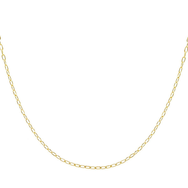 Forzatina Chain Necklace 14K