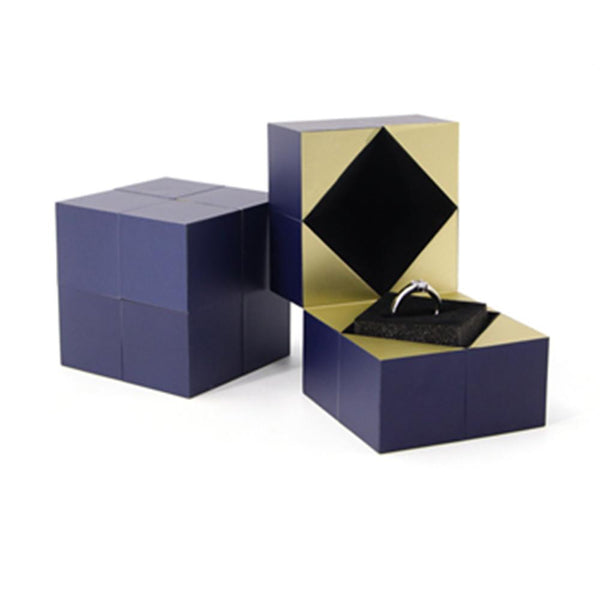 Infinity Magic Cubic Ring Box