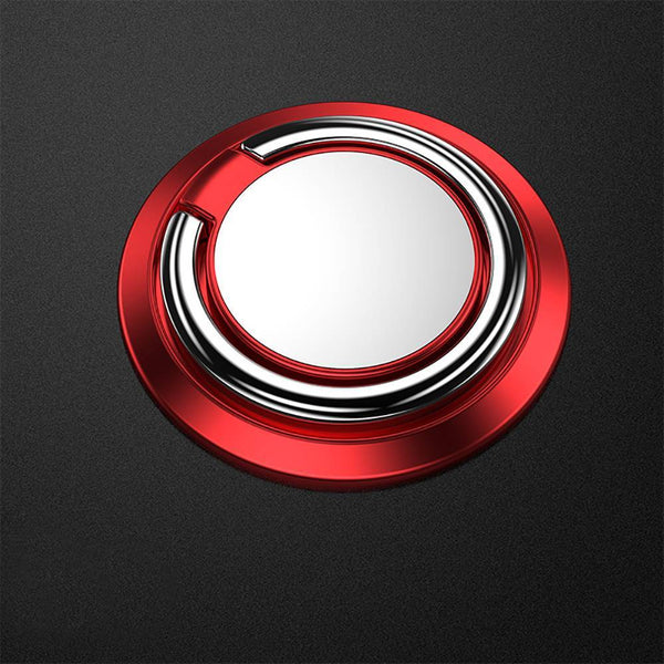 Phone Grip Magnetic Attraction Red