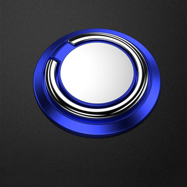 Phone Grip Magnetic Attraction Blue