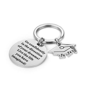 Student gift Keychain for Graduation Season