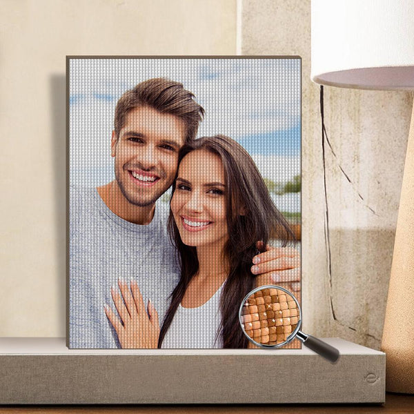 Custom Diamond Painting DIY Diamond Painting Gifts 40*50cm