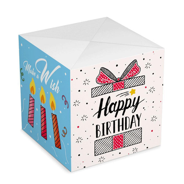 Personalized DIY Birthday Surprise, Amazing Surprise Box Photo Surprise Explosion Bounce Box