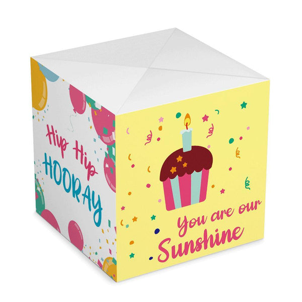 Personalized Birthday Surprise Box Photo Surprise Explosion Bounce Box DIY - Surprise Gift