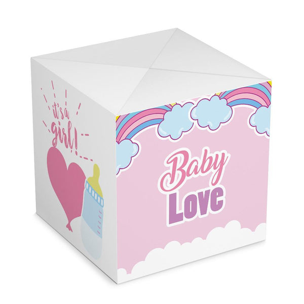 Personalized DIY Baby Gifts, Amazing Surprise Explosion Bounce Box
