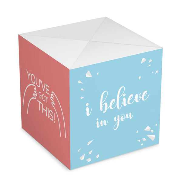 Personalized Surprise Box Photo Surprise Explosion Bounce Box DIY - Good Luck