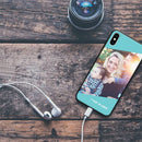 "iphoneXs Max Custom ""This Is Love"" Photo Phone Case"