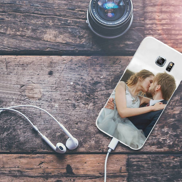Samsung Galaxy S6 Edge Custom Photo Phone Case
