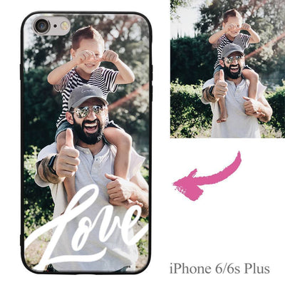 iPhone6p/6sp Custom Love Photo Phone Case