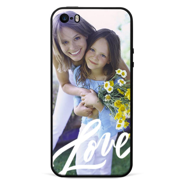 iPhone5/5s/se Custom Love Photo Phone Case