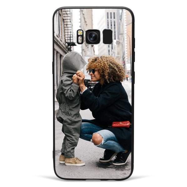 Samsung Galaxy S8 Custom Photo Phone Case