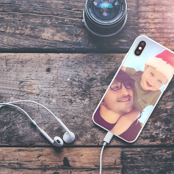 iPhone X Custom Photo Phone Case