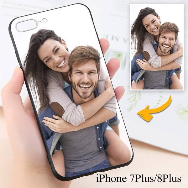 iPhone7p/8p Custom Photo Phone Case