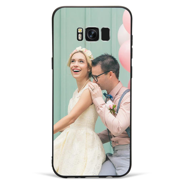 Samsung Galaxy S8 Plus Custom Photo Phone Case
