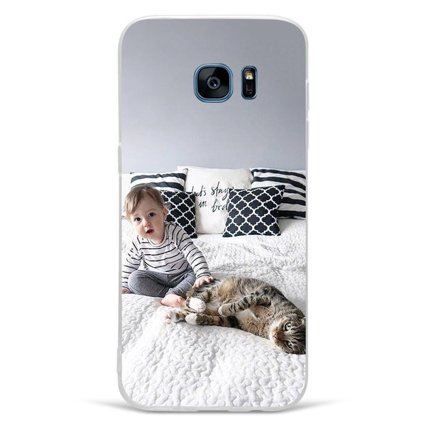 Samsung Galaxy S7 Edge Custom Photo Phone Case