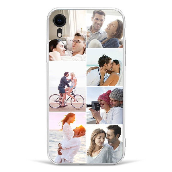 iPhoneXr Custom Photo Phone Case - 7 Pictures