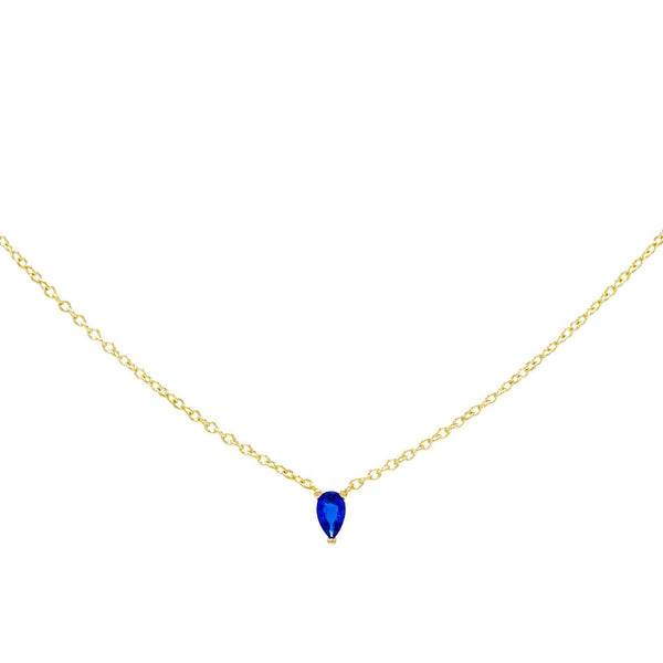 Mini Teardrop Necklace