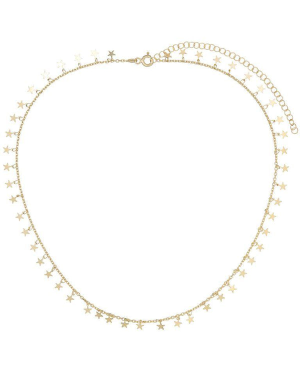 Stars Necklace 14K