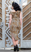 Load image into Gallery viewer, Valentina Dress - Leopard