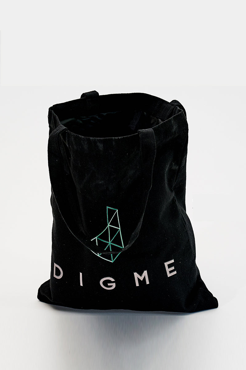 Digme Tote Bag (lined)