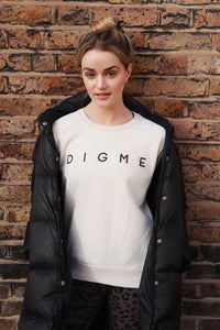 Women's Digme Cream Sweater