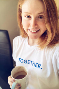 Unisex 'TOGETHER' Charity T-shirt