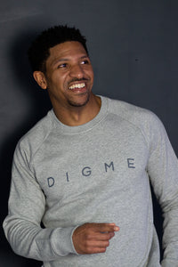 Men's Digme Grey Sweater