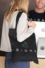 Load image into Gallery viewer, Digme Tote Bag (lined)