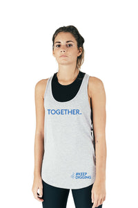 Women's 'TOGETHER' Charity Vest