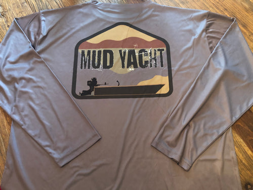 Mud Yacht long sleeve sun shirt