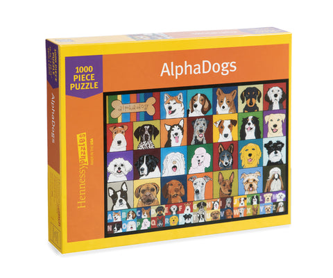 AlphaDogs 300 - Because business IS personal Hennessy Puzzles