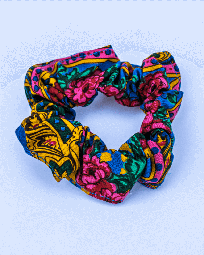 Hair Band - Scrunchie Darque